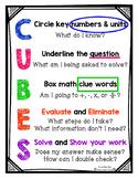 CUBES Math Strategy Handout