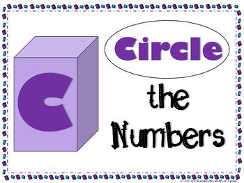 CUBES Math Strategy Interactive Notebook