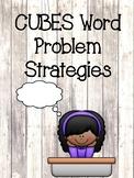 CUBES Math Strategy-Rustic Farmhouse Classroom