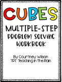 CUBES Multiple-Step Problems