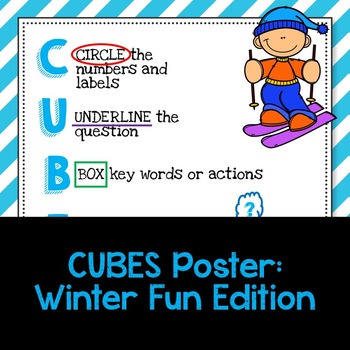 CUBES Poster: Winter Fun Edition