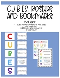 CUBES Posters and Bookmarks