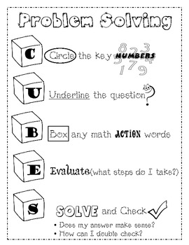 critical thinking in the elementary classroom problems and solutions Work sheet library: critical thinking: grades 6 students to build a wide variety of critical thinking the-day classroom games do you need ideas for.