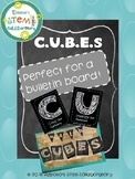 CUBES Strategy Posters