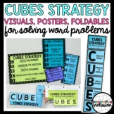 CUBES Strategy Visual Supports