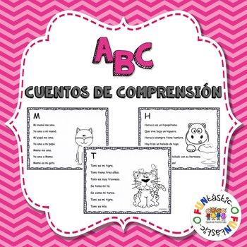 ABC CUENTOS DE COMPRENSION-BUNDLE