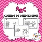 ABC CUENTOS DE COMPRENSION-BUNDLE