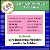 CUENTOS DIVERTIDOS PARA PRACTICAR LAS SÍLABAS EN ESPAÑOL