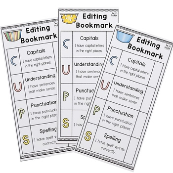CUPS Editing Tools
