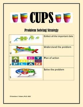 CUPS Math Problem Solving