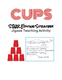 CUPS STAAR Editing Strategy (Jigsaw Student Teaching Activity)