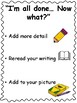 C.U.P.S. - Writing Anchor Posters and Editing Checklist