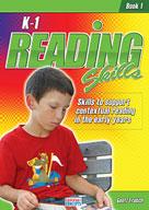 K - 1 Reading Skills - Book 1