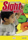 Learn Basic Sight Words - Book 1