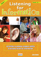 Listening for Information - Book 1