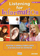 Listening for Information - Book 2