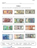 CURRENCY CONVERSIONS WEB QUEST (SPANISH)