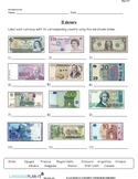 CURRENCY CONVERSIONS WEBQUEST (ITALIAN)