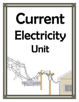 CURRENT ELECTRICITY UNIT