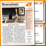 CURRENT EVENTS - Pakistan's election plus other internatio