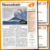 CURRENT EVENTS - Volcanic eruption in Guatemala plus other