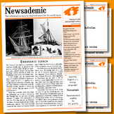 CURRENT INTERNATIONAL NEWS EVENTS - ENDURANCE SEARCH