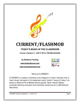 CURRENT (V3 N2) / Flash Mob ( Flashmob) - Today's Music In The Classroom