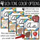 Editable CURSIVE Alphabet Posters with American Sign Language {Primary Colors}