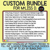 CUSTOM BUNDLE for M'Liss D.