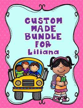 CUSTOM MADE BUNDLE For Liliana