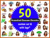 CUSTOM Made Bitmoji for the Online Teacher (Vipkid)