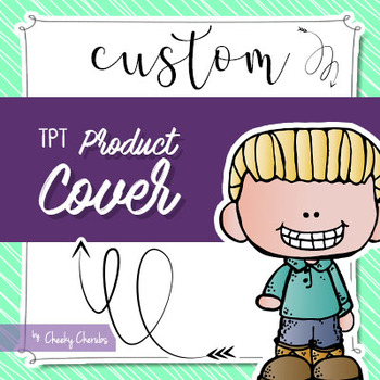 CUSTOM - TPT Product Covers