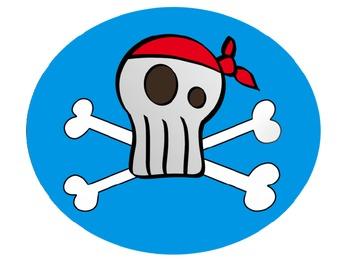 Clipart Cute Pirates