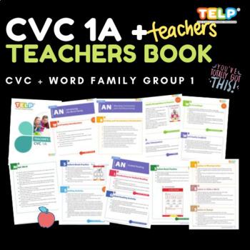 CVC 1A Teachers Book