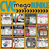 CVC Word Work Station Bundle