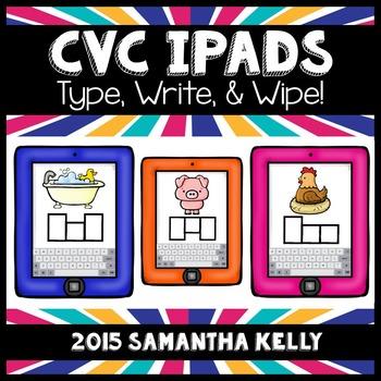 CVC Station - Write and Wipe