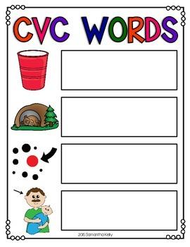 CVC Station - Magnetic Letters