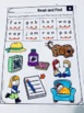 CVC Worksheets and Activities BUNDLE