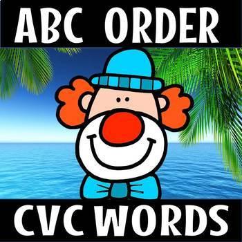 CVC ABC ORDER(50 % off)