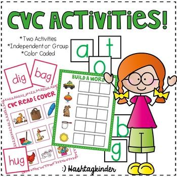 CVC Activities!