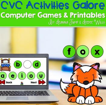 CVC Activities GALORE