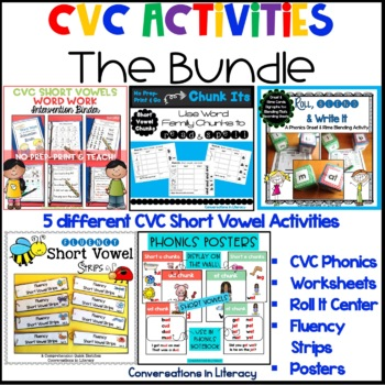 CVC Activities The Bundle