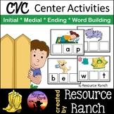 CVC Activities for Practice Set 3