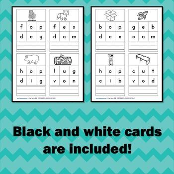 CVC Activity Cards Bundle