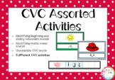 CVC Activity Early Years