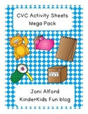 CVC Activity Sheets Printable Pack