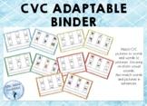 CVC Adaptable Binder 2