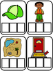 Word Work Activity Cards--ALL 3 Letter Sounds in a CVC Wor