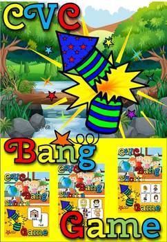 CVC BANG GAME BUNDLE