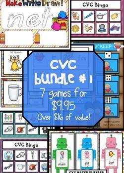 CVC *BUNDLE* #1 ON SALE!